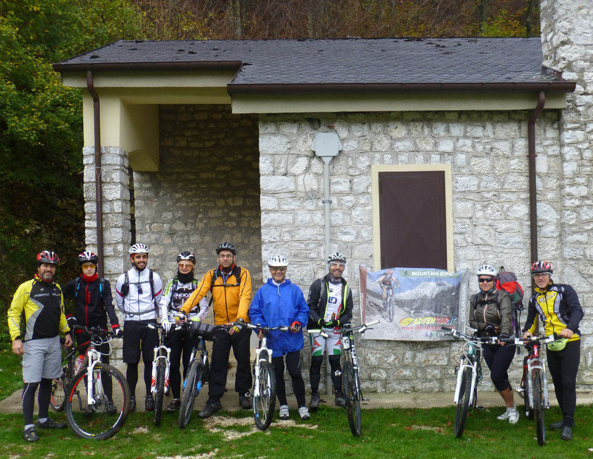due giorni valsorda 2013 mpountain bike - aleste adventour