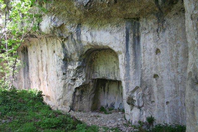 san silvestro - eremo di grottafucile