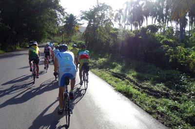 cicloturismo a santo domingo