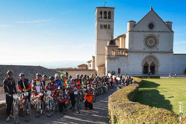 Mountain Bike Mountain Gubbio In Gubbio In Assisi Assisi 35KTculF1J
