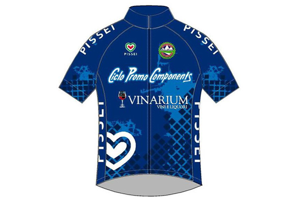 maglia all finisher CIRCUITO APPENNINO SUPERBIKE