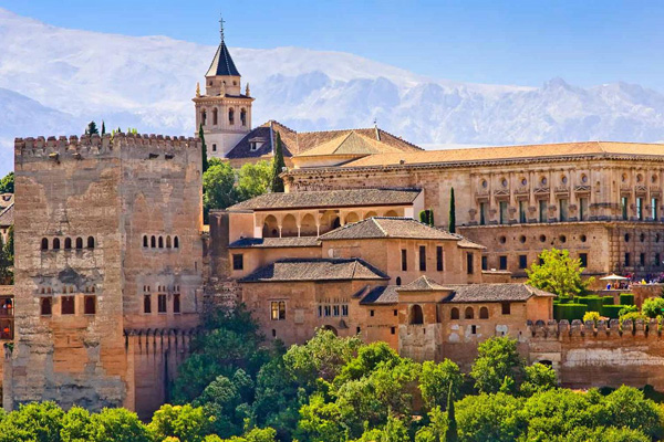 tour andalusia alhambra