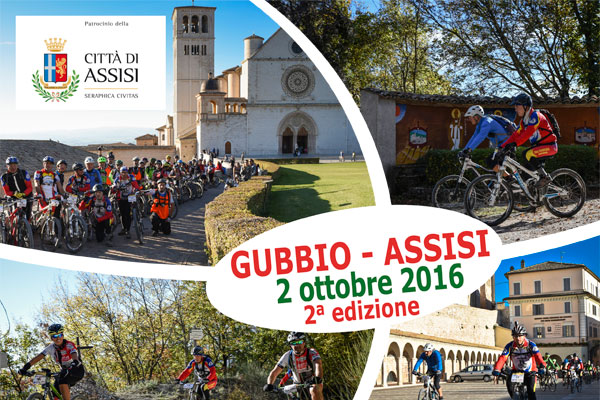 gubbio assisi in mtb