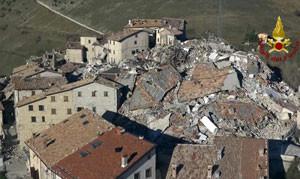 terremoto castelluccio