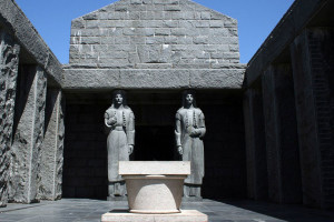 mausoleo lovcen