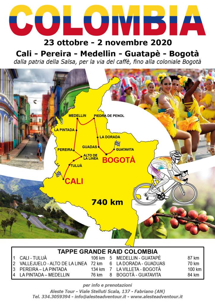 GRANDE RAID COLOMBIA ALESTE ADVENTOUR